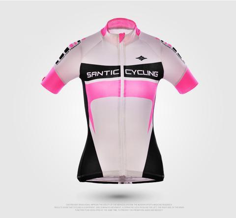 Santic Bunny Women's Short Sleeve Cycling Jersey
