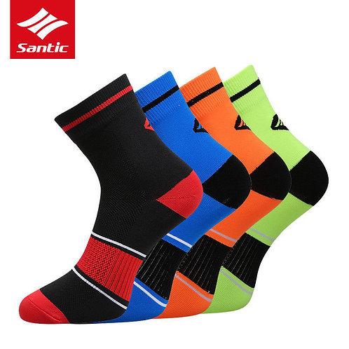Santic Race Cycling Socks 4 cm in 5 Colours