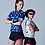 Thumbnail: Santic Vanilla Junior Cycling Kit For Girls