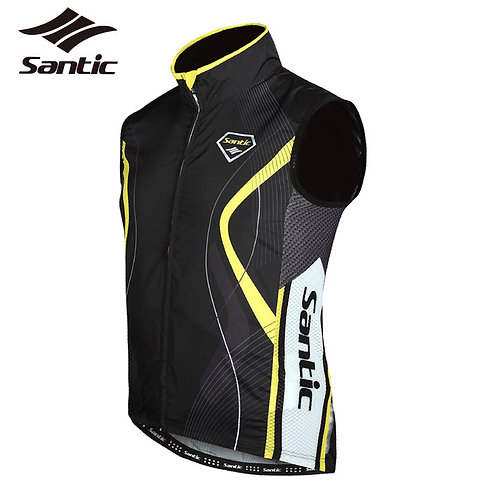 Santic Men's Windproof Gilet