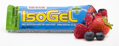 High5 IsoGel Plus - 25 Pack AVAILABLE in 2 Flavours