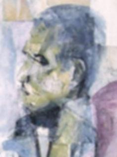 2015 Stephen Powell_Self Portrait sketch