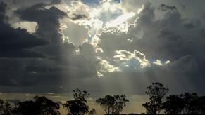 Inside the sky. An awakening to where we live.