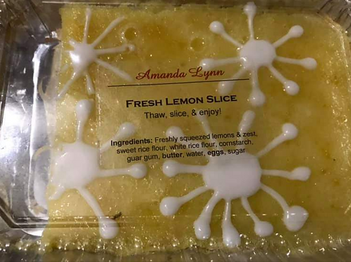 Fresh Lemon Slice