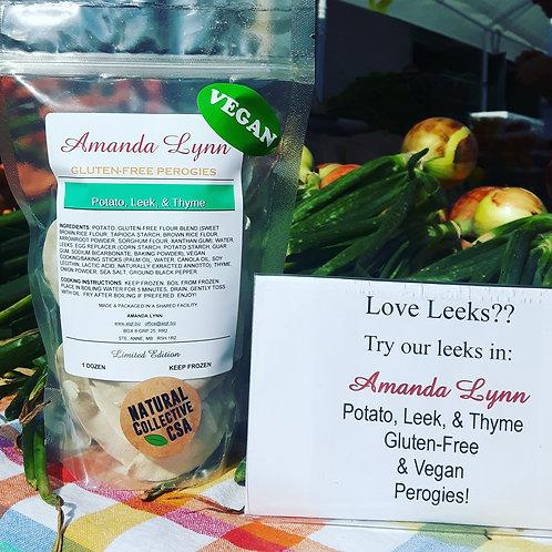 Potato, Leek & Thyme (Vegan)