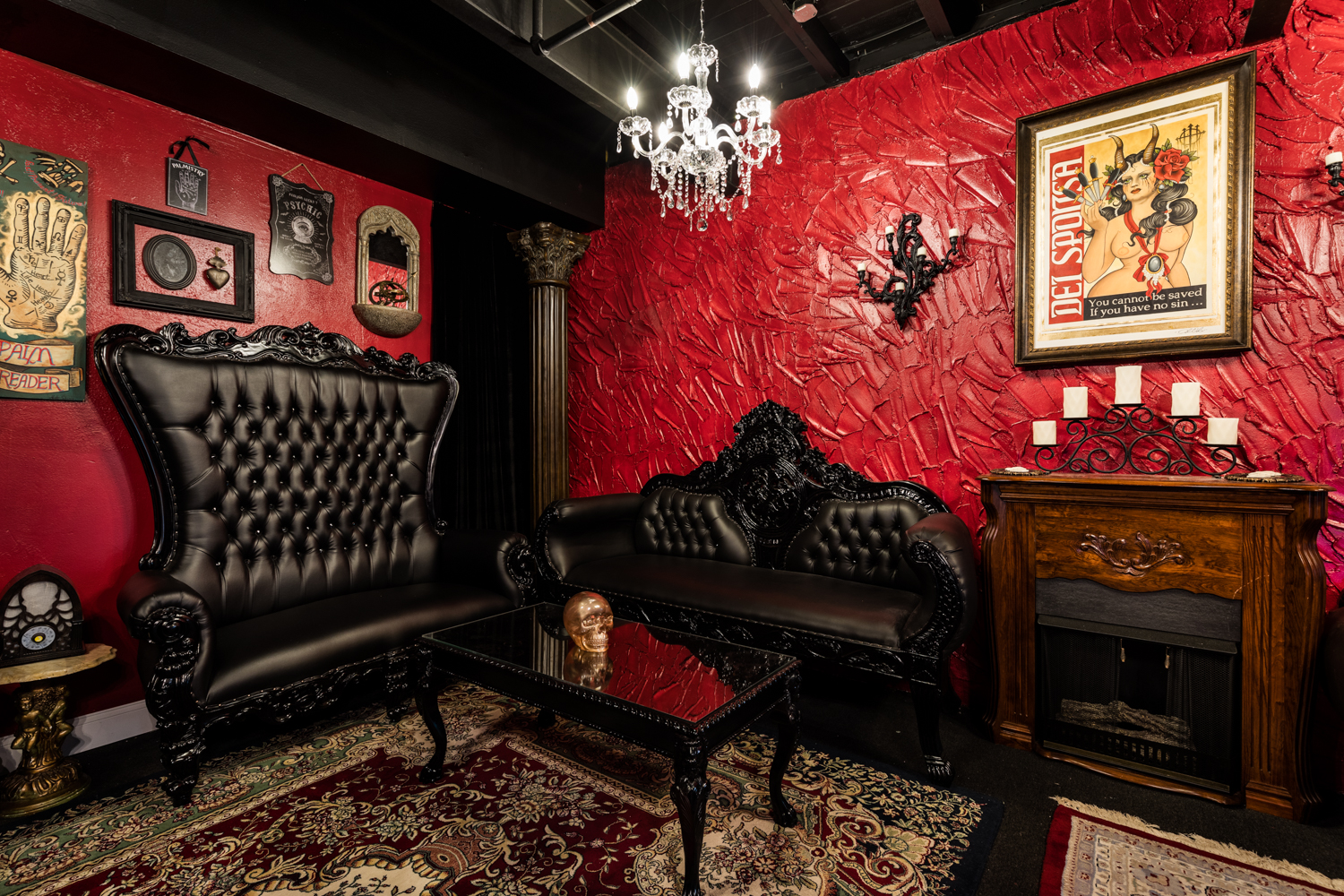 SpookEasy Lounge in Ybor