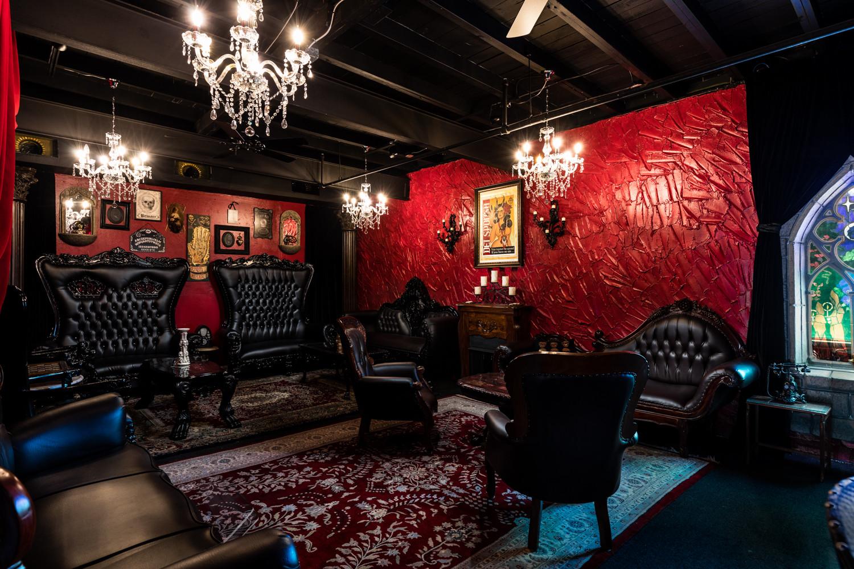 SpookEasy Lounge Kava Kava Tampa
