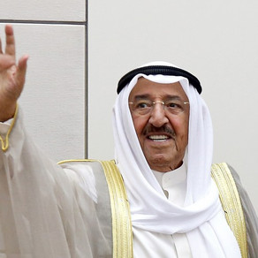الديوان الأميري الكويتي يعلن وفاة الشيخ صباح الأحمد الجابر الصباح