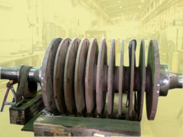 Cement Plant Rotor
