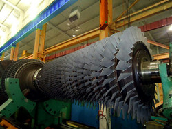 Gas Turbine Rotor