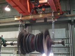 Steam Turbine Rotor