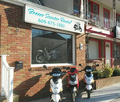 Breeze Scooter Store NJ