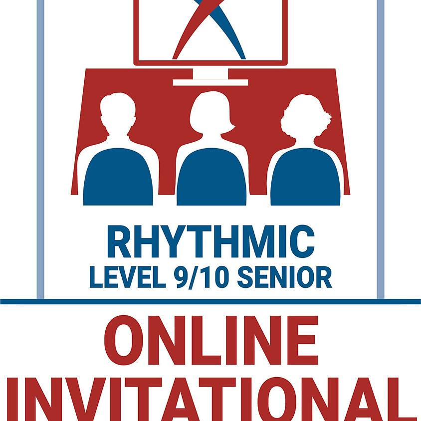 USA Rhythmic Level 9/10 Senior Online Invitational