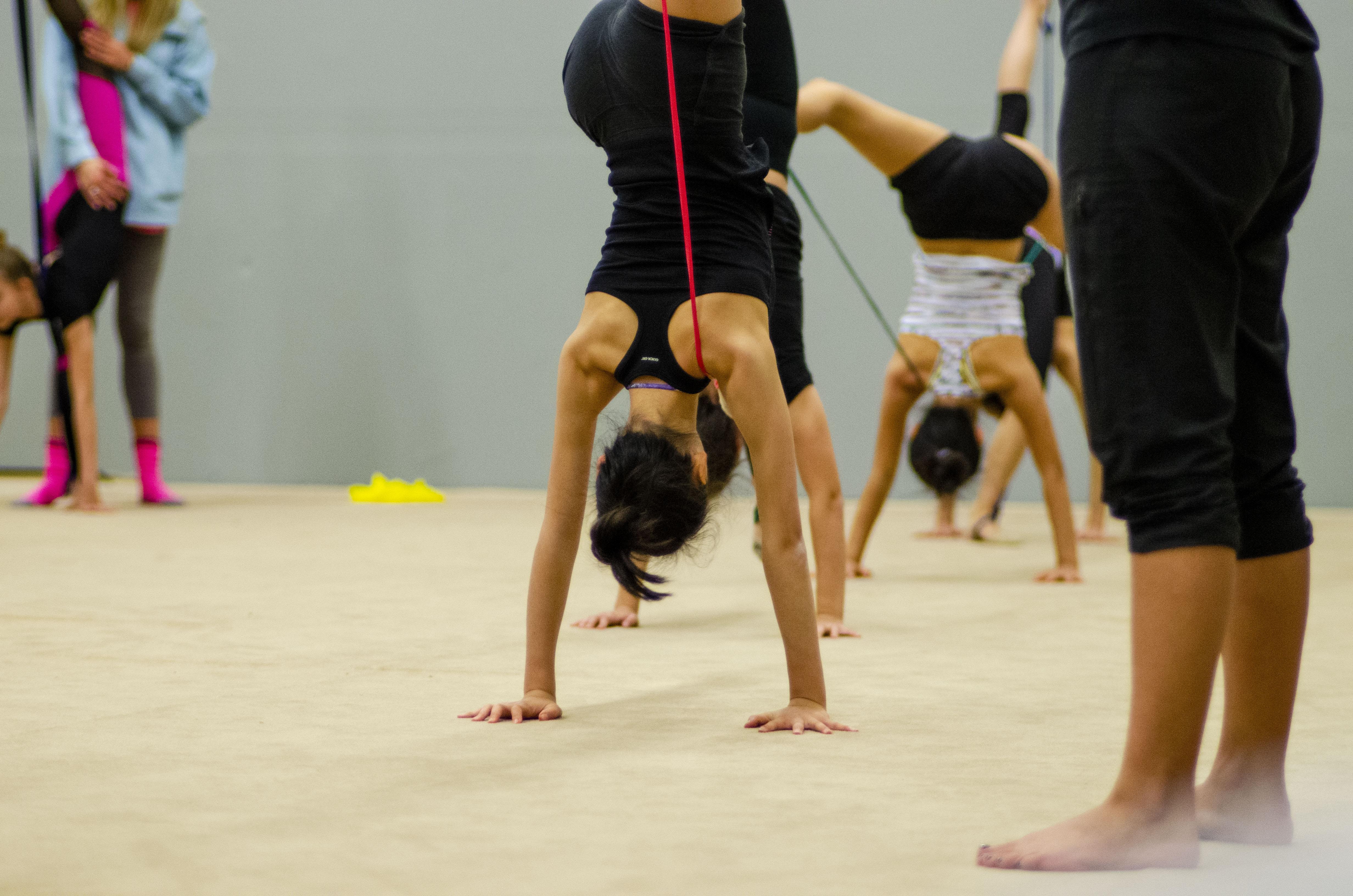 Master Class with Olympian Varvara Filiou