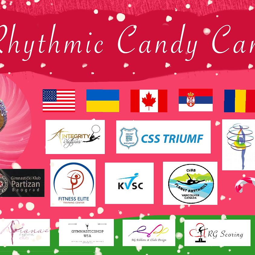 Rhythmic Candy Canes