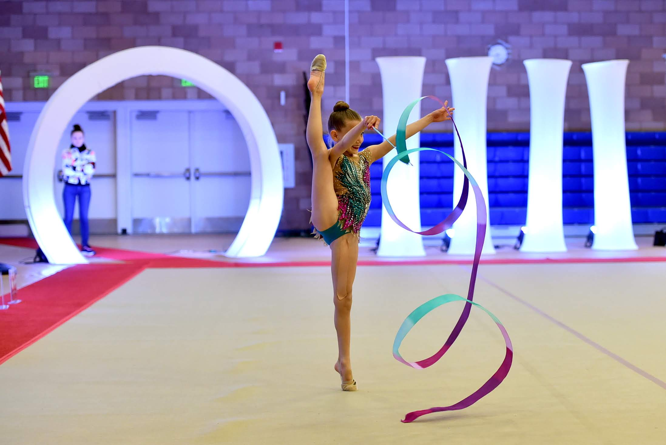 Level 6 Anna Lychagina