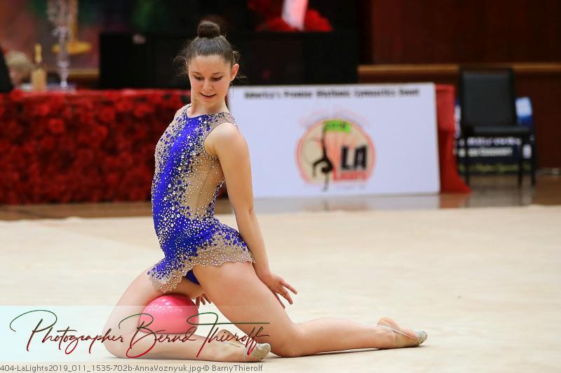 Level 10 Anna Voznyuk