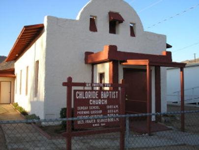 Chloride Baptist Church