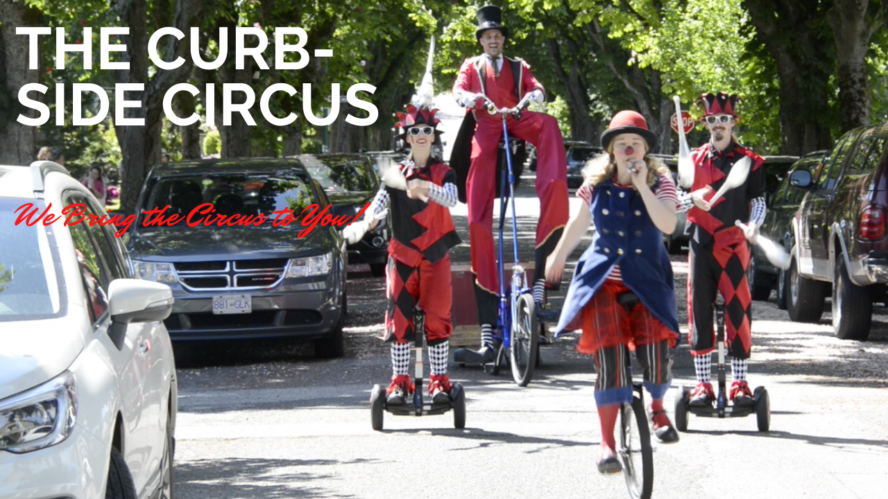 The CurbSide Circus