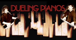 DUELING PIANOS VAN