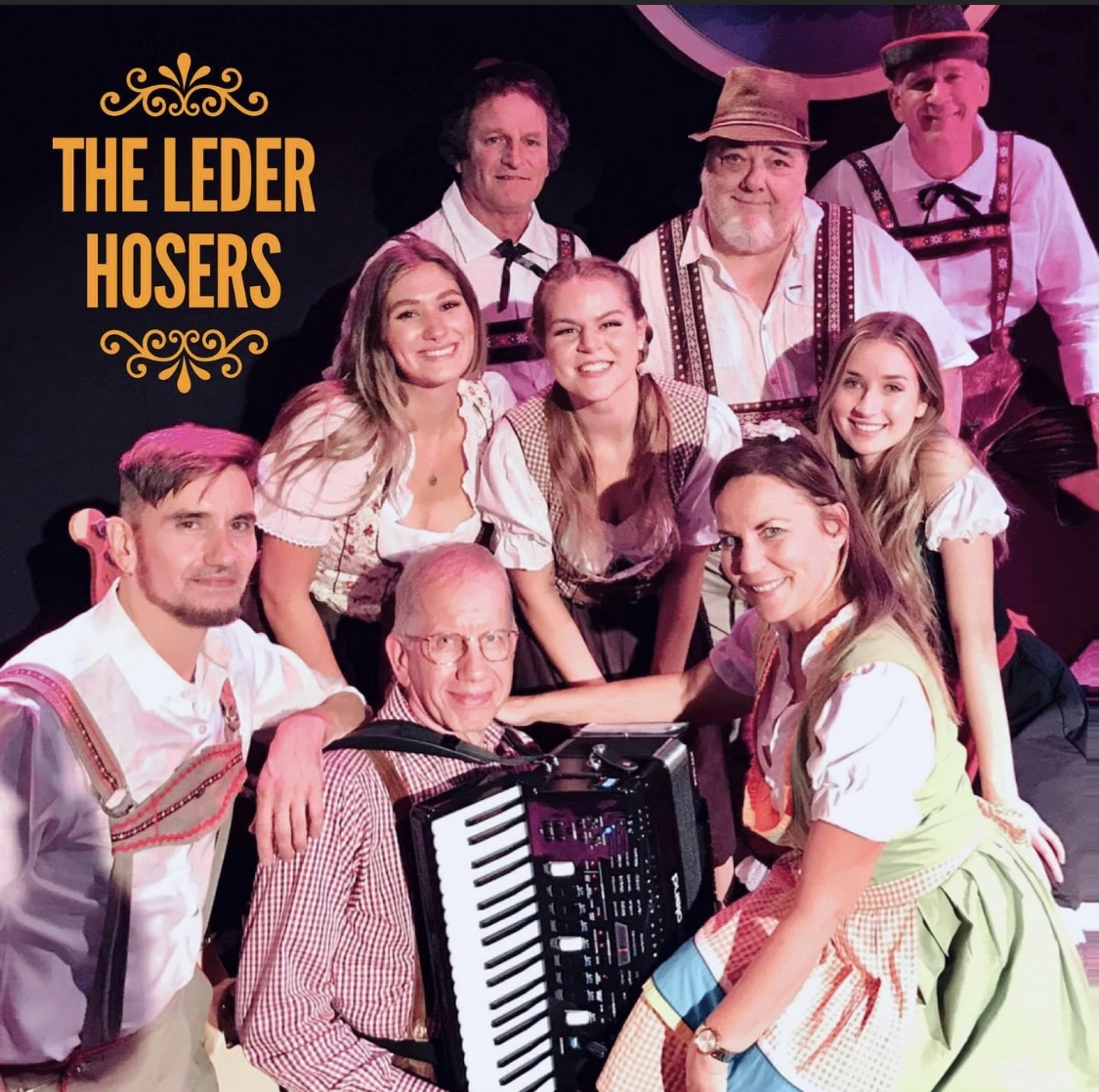 The LederHosers