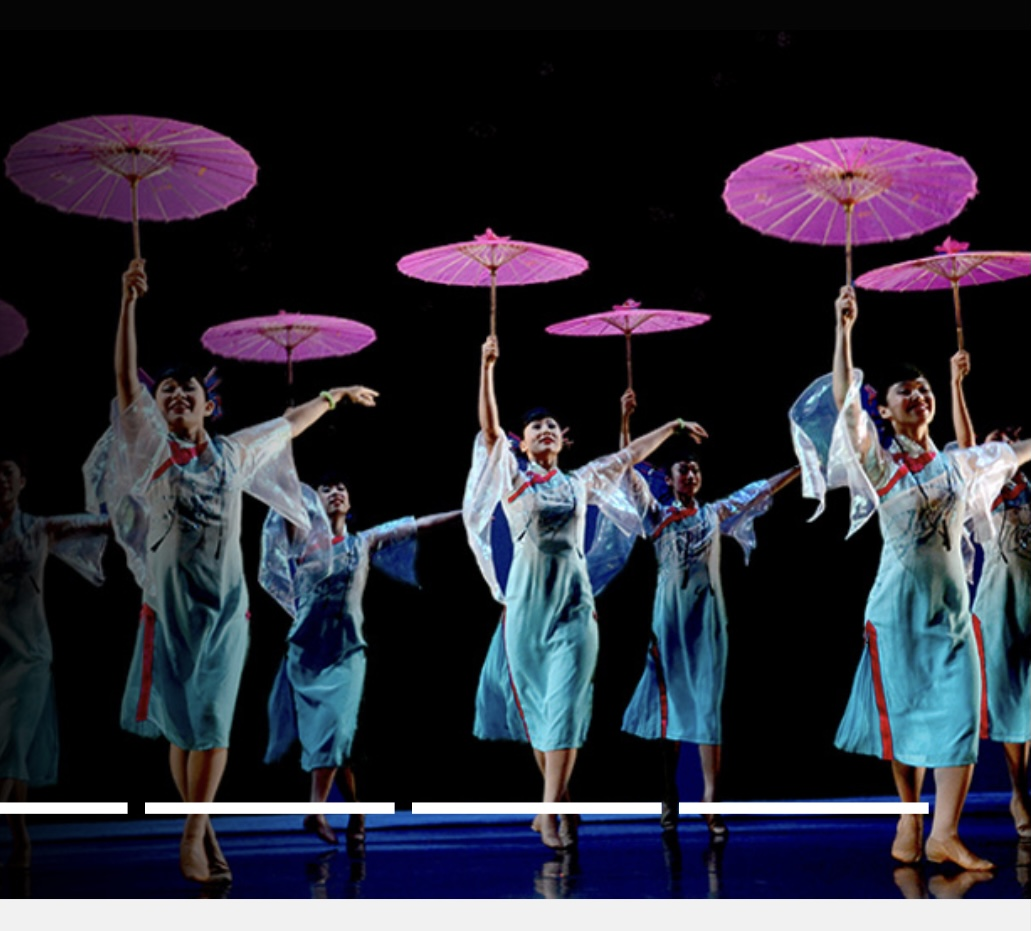 Classical Chinese Dancers