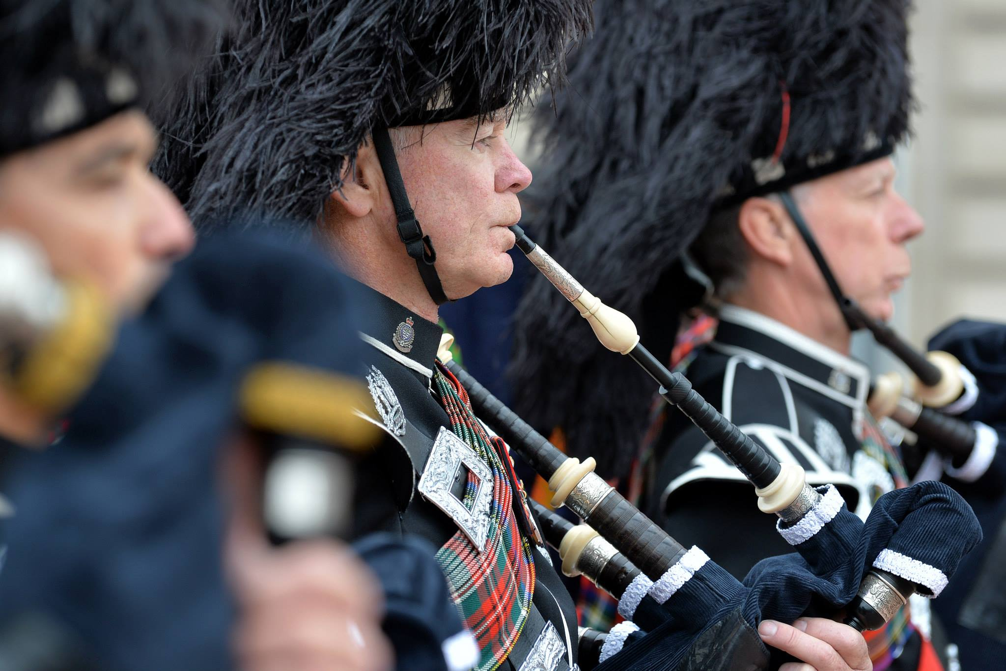 VAN POLICE PIPE BAND