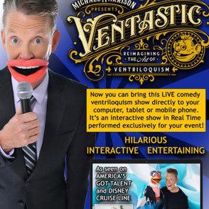 Michael Harrison Presents Ventestic!
