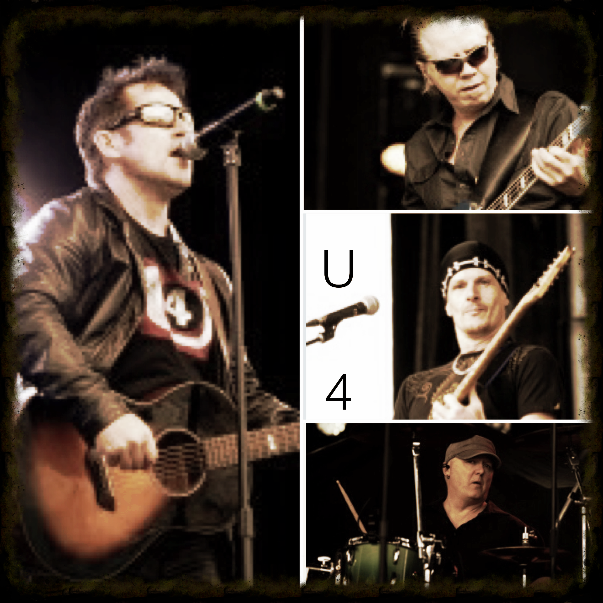 U4: Canada's U2 Tribute Band