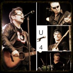 U4: U2 TRIBUE BAND