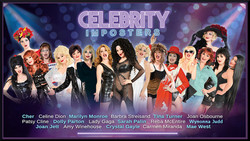 CELEBRITY IMPOSTERS