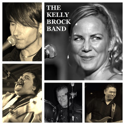 THE KELLY BROCK BAND