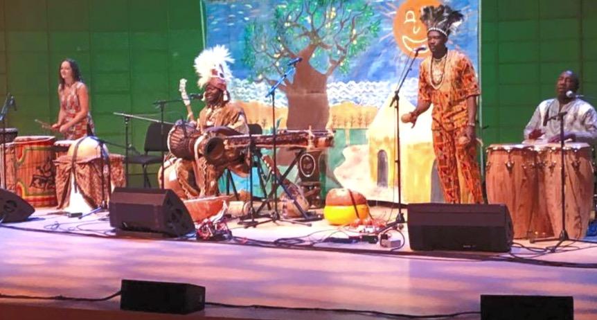 KUNDA AFRICAN MUSIC & DANCE