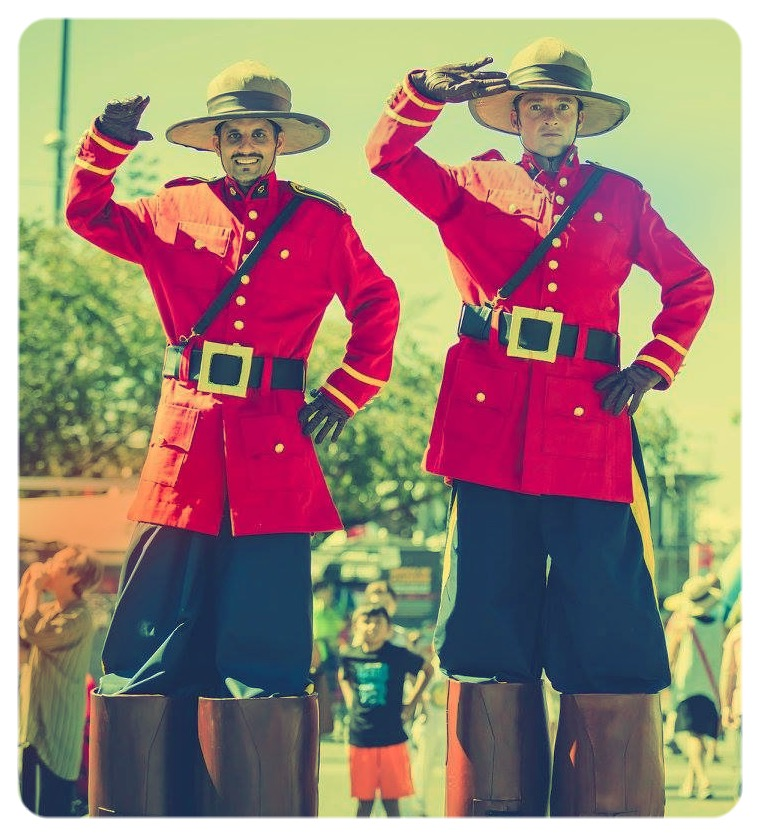 CANADIAN STILTERS