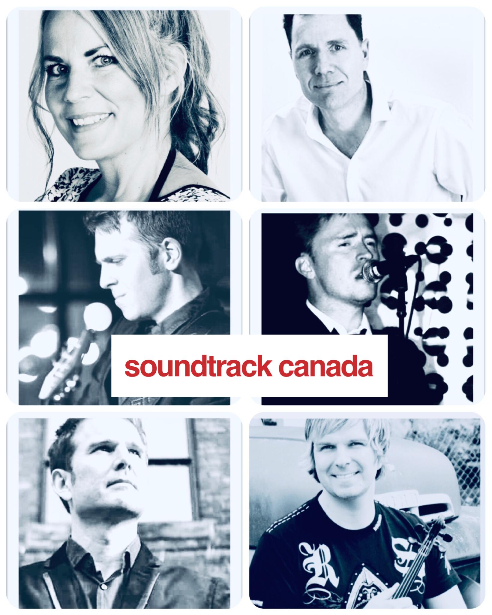 SoundTrack Canada