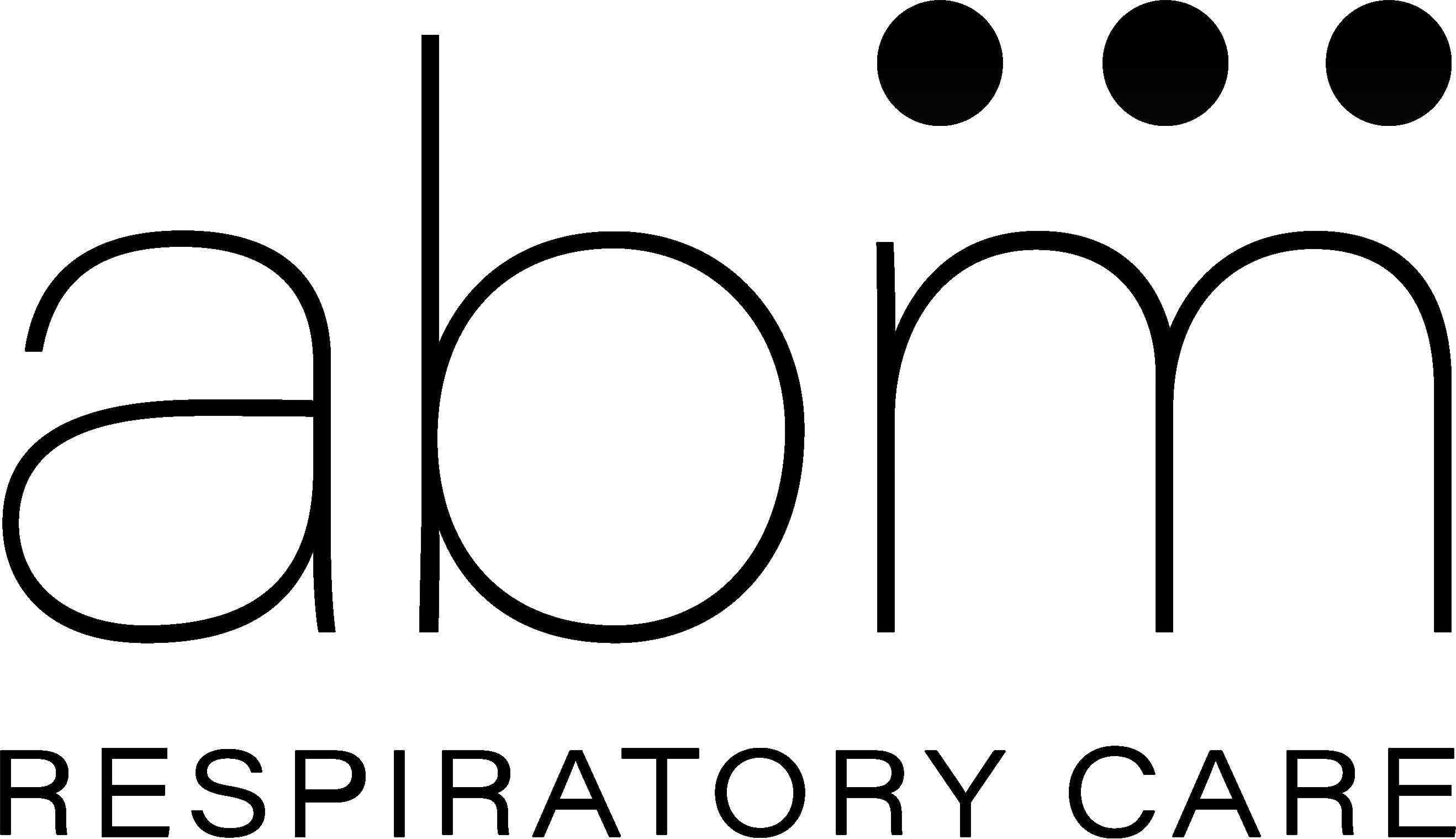 ABM logo black