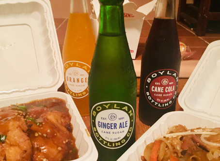The perfect combination of soda and food