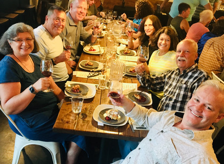 Wine, food and fun with Oceanside Wine Society