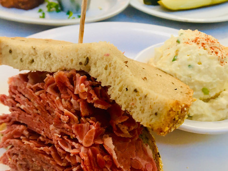 The many reasons to love Milton's Delicatessen in Del Mar