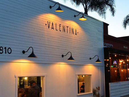 Valentina blossoms in Leucadia