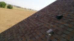 Asphalt Shingle Roof top