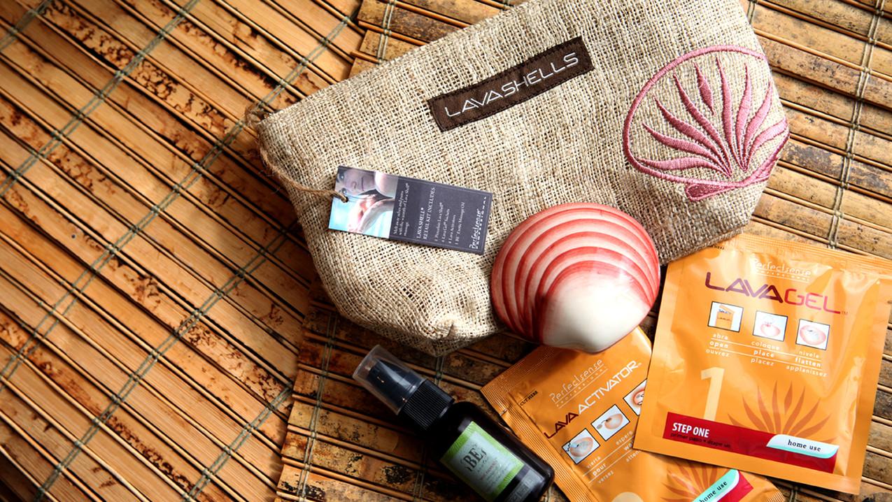 LavaShells Retail kit