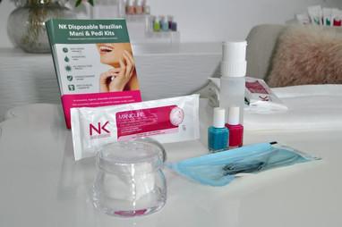 NK Disposable Manicure