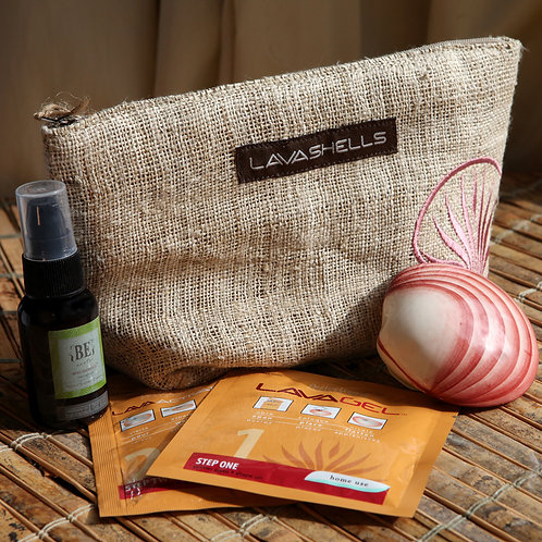Lava Shell Home Kit