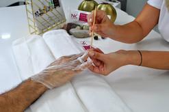 NK Manicure Treatment