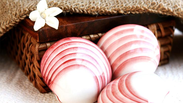 Porcelain LavaShells