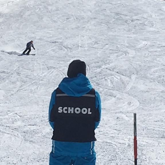 スキー級別テスト