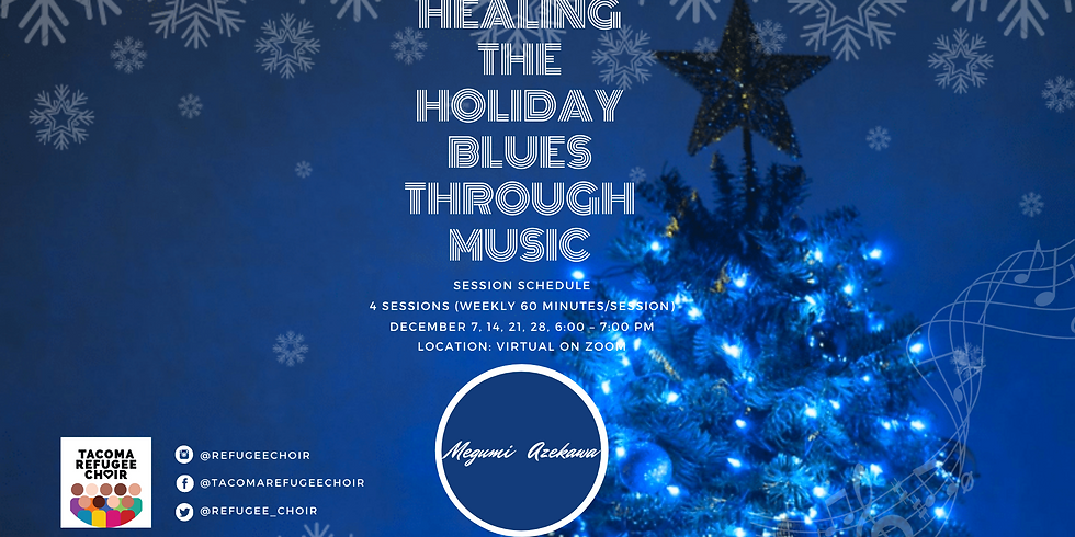 Healing the Holiday Blues through Music
