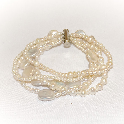 'In the Clouds' Bracelet