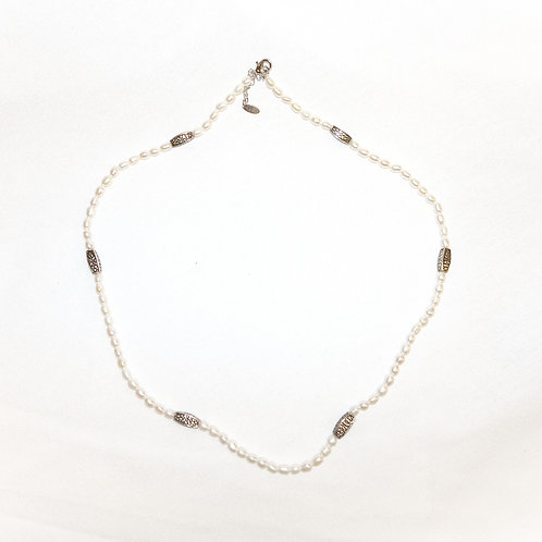 'Graceful Pearl' Necklace